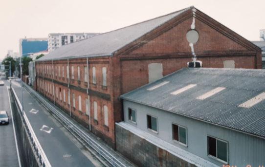 名古屋の兵器工場跡(1)