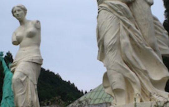 三重ミステリースポット「ルーブル彫刻美術館」